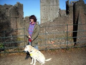 Goodrich Castle 2011
